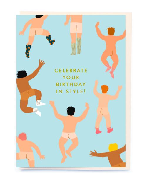 nudie guys card by Noi